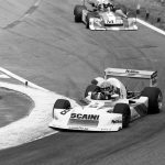 F2-Europameister 1978: Bruno Giacomelli im March 782-BMW, hier in Rouen
