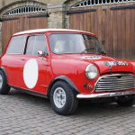 51.080 GBP – Mini Cooper BMC Competition Departement 1966 - Coys